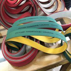 Các phương pháp nối băng tải và dây dai dẹt