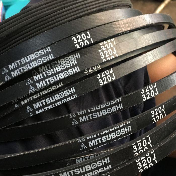 dây curoa mitsuboshi 320J