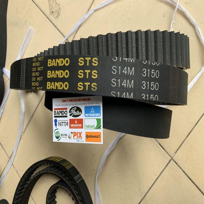 dây curoa bando S14M 3150