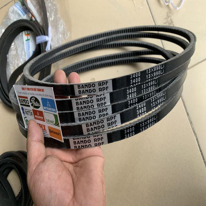 dây curoa BANDO RPF 3400