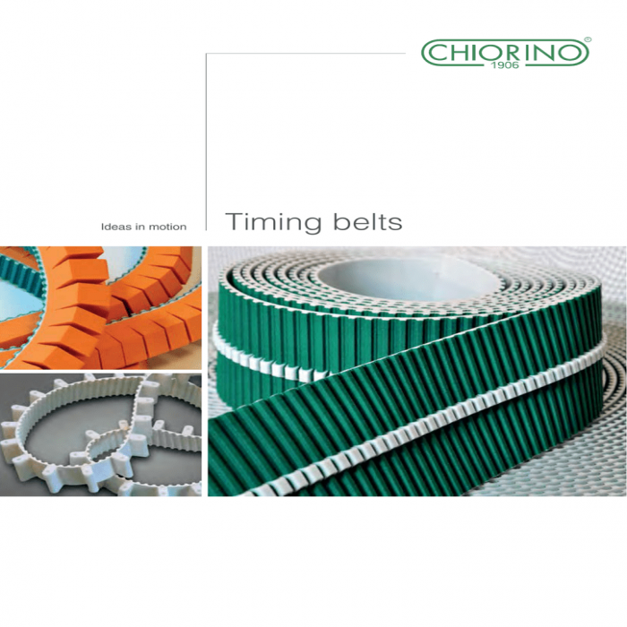 DÂY ĐAI CHIORINO TIMING BELTS