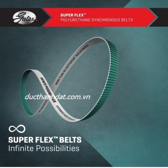 dây đai gates super-flex