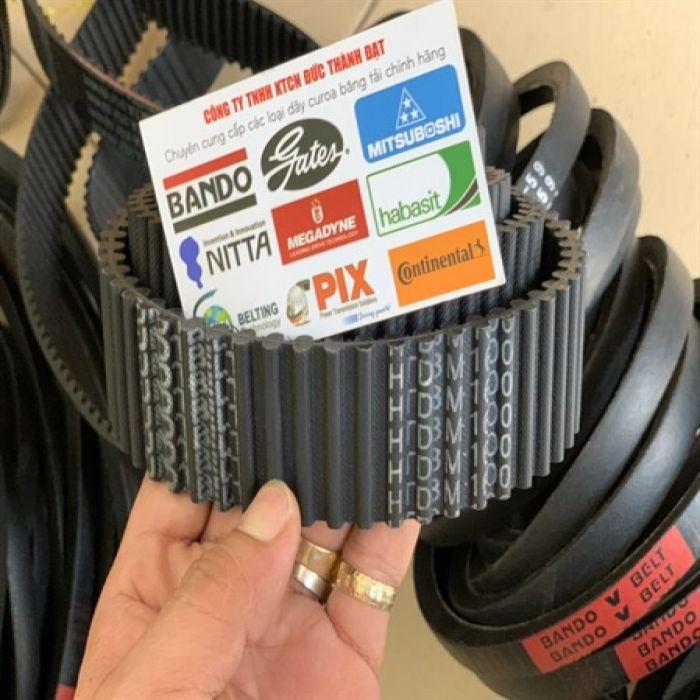 dây curoa D8M 1600