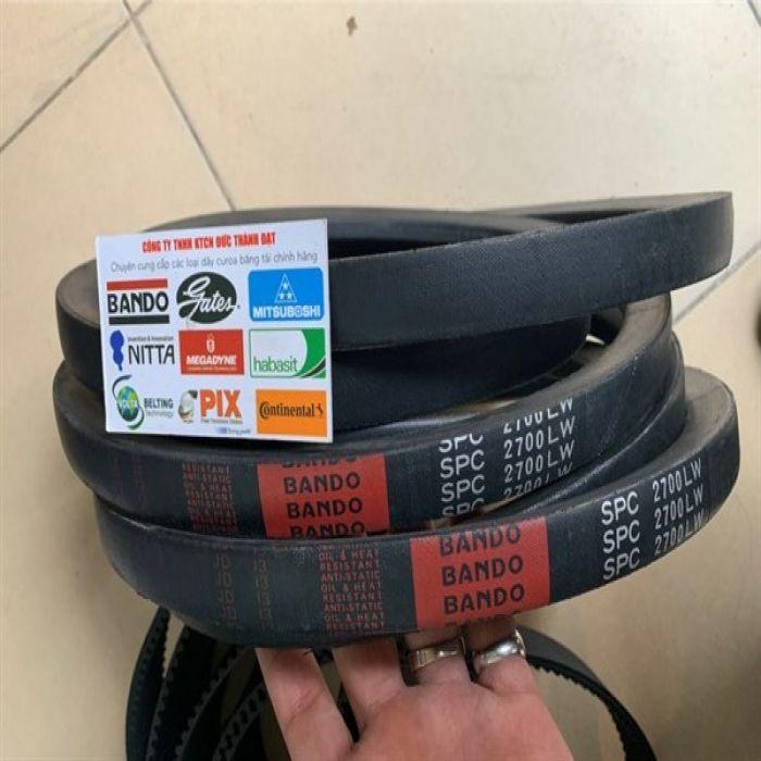 DÂY CUROA BANDO SPC2700