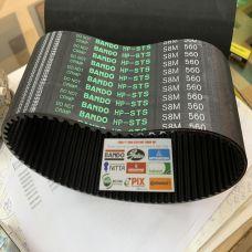 dây curoa bando HP STS S8M-560