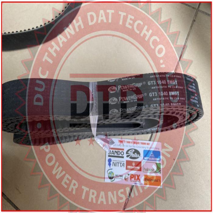 Dây curoa GATES GT3 1040 8MGT