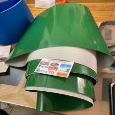 Băng tải DTD PVC xanh